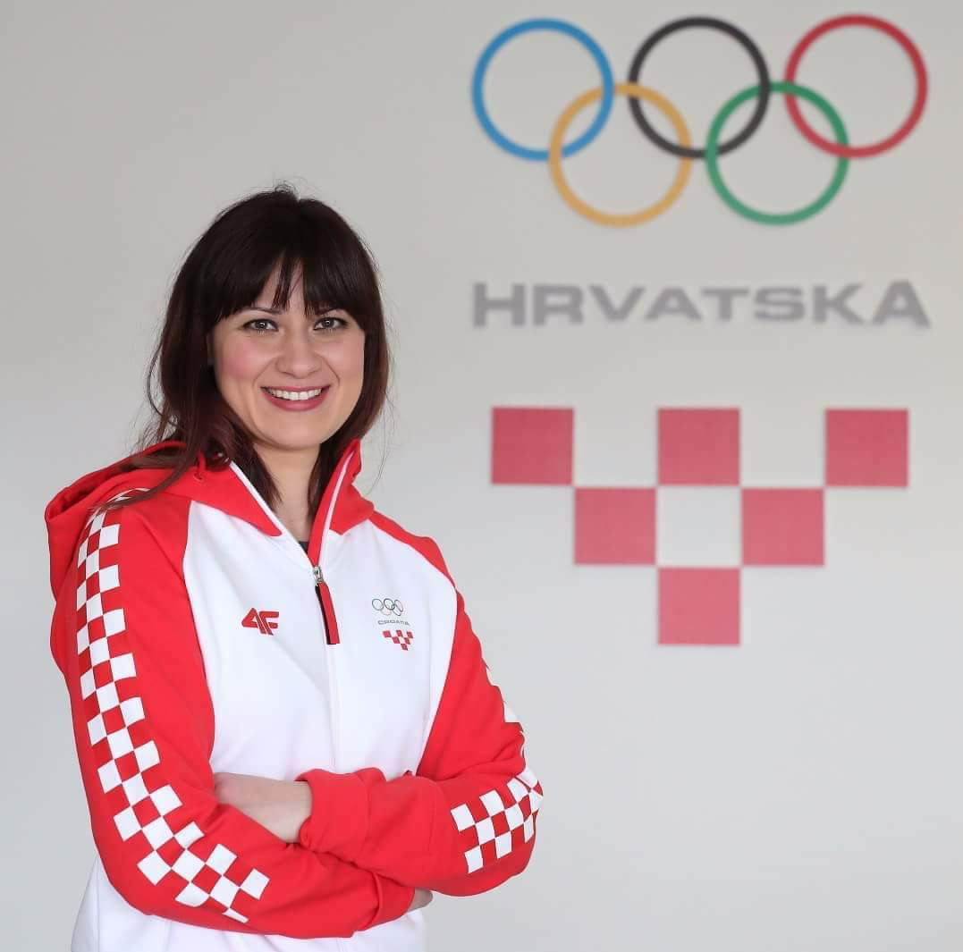 Letter of Appreciation from 2018 Olympic Champion Daria Obratov