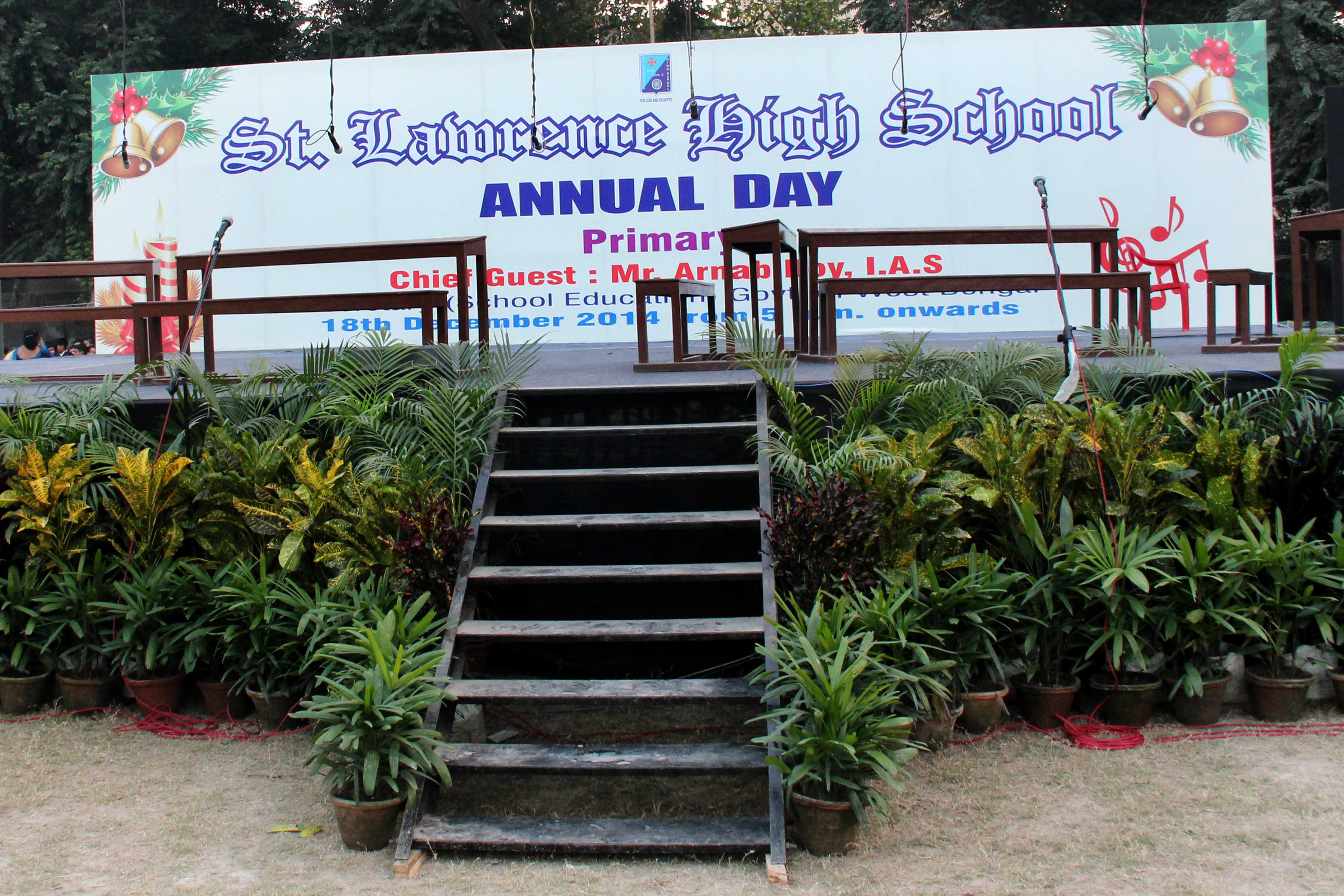 Annual Day December 2014