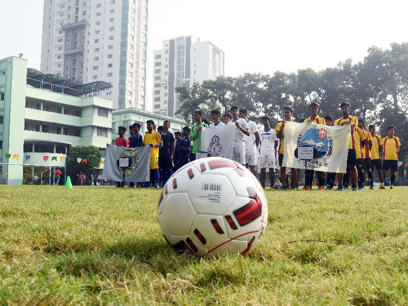 Inter Jesuit Football Tournament 2017
