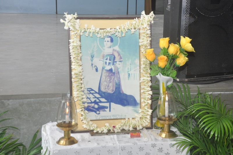 St. Lawrence Day Celebrations -Senior Section - 10.08.2016