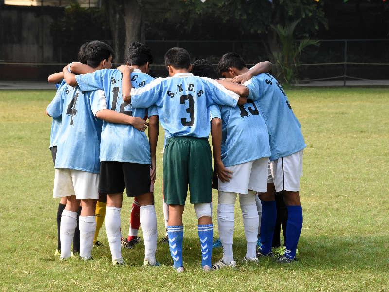 Inter Jesuit Football Tournament 2017 - 29.10.2017