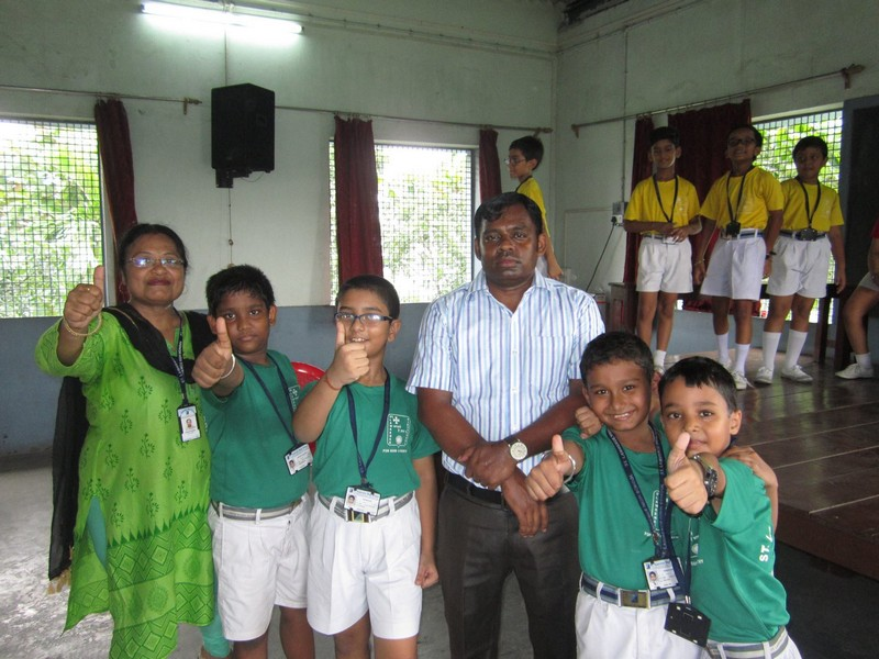 Quiz Competition - Primary Section 2015