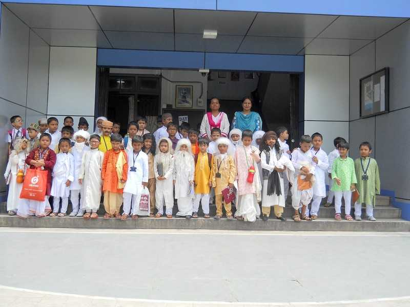 Fancy Dress Competition 2015 - Primary Section
