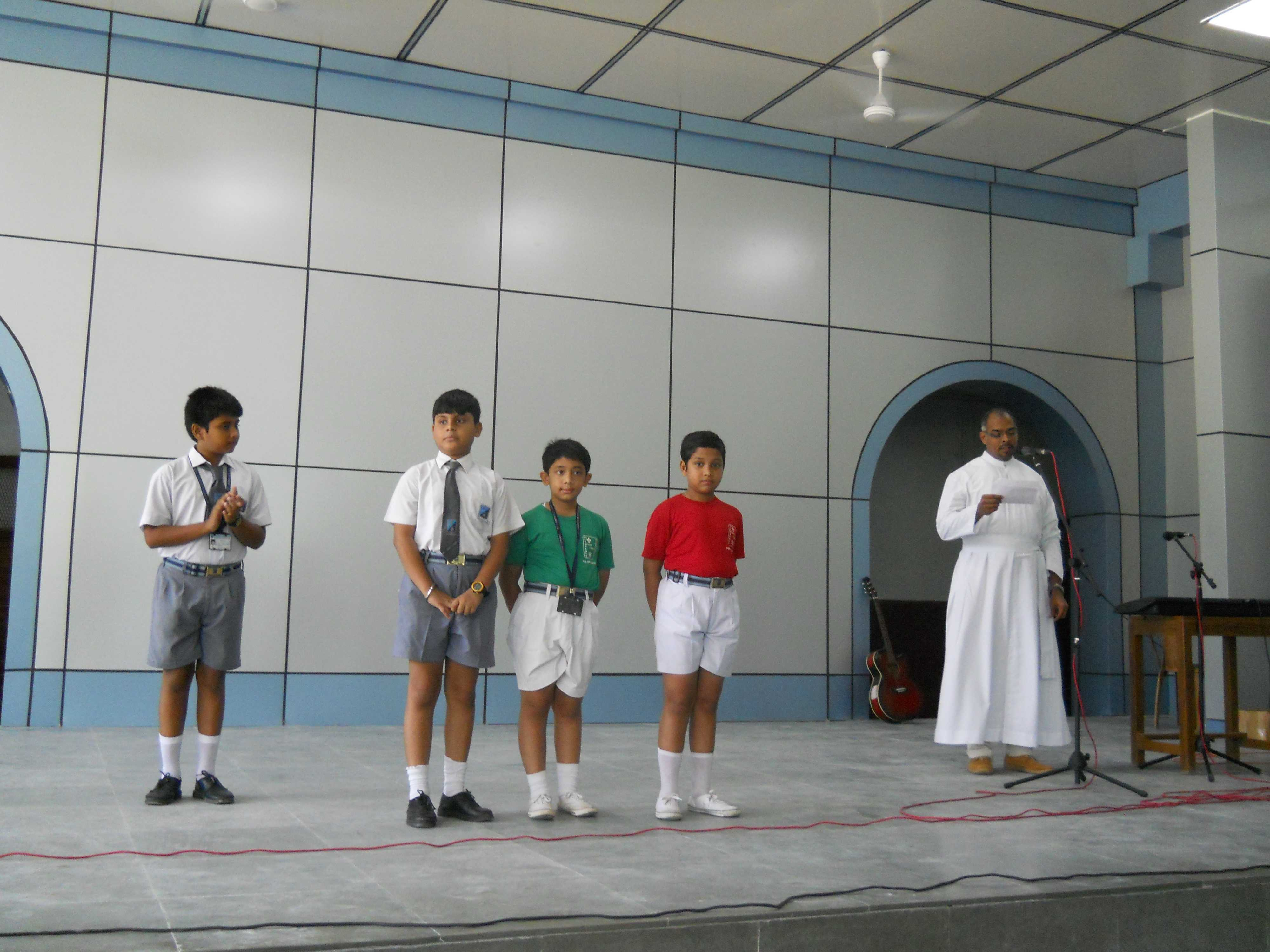 Elocution Contest