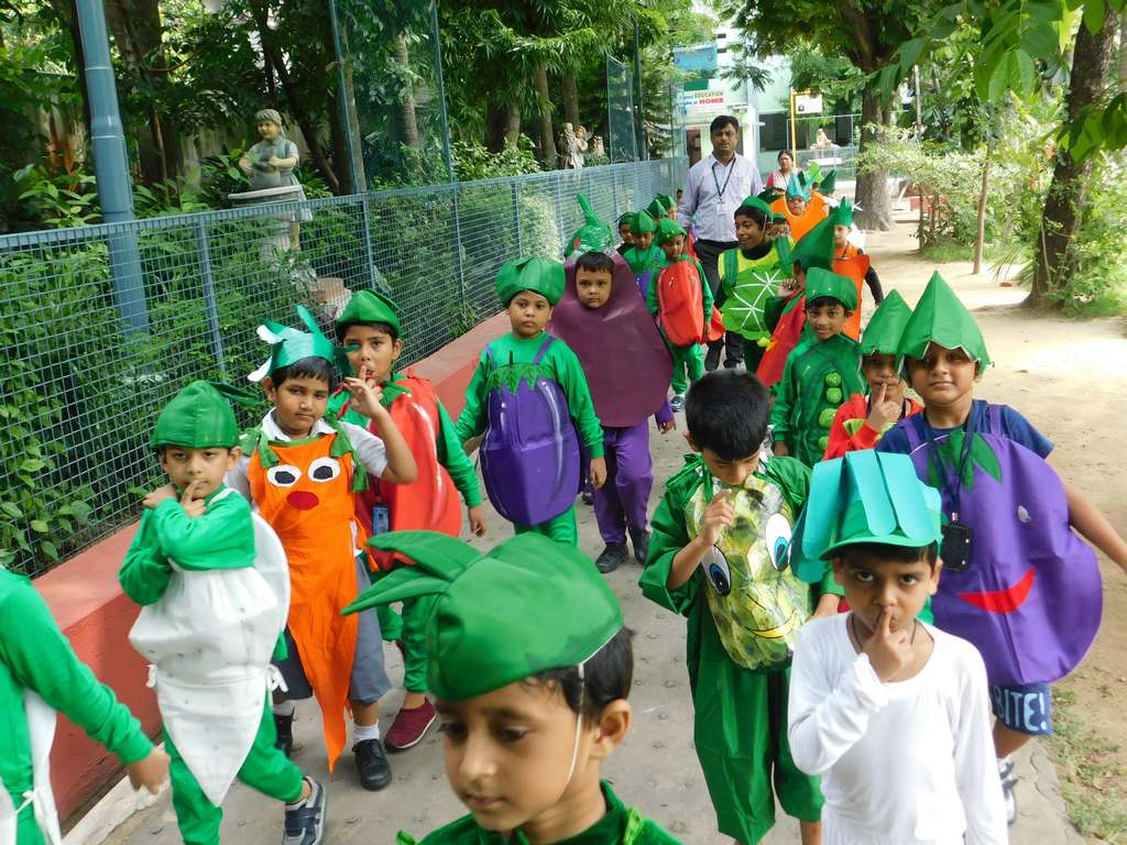 Fancy Dress Competition 2019 : Primary Section - 13th July 2019