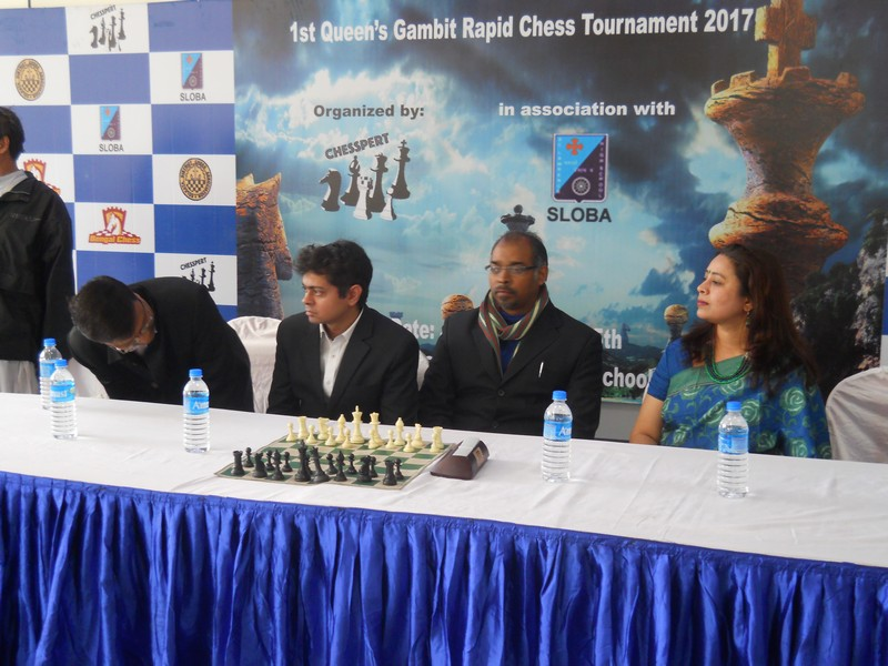 Chess Tournament 2017
