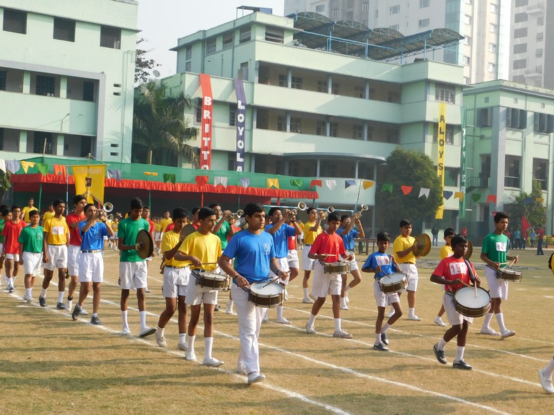 Annual Sports Day Programme 2017 - Secondary 04.02.2017