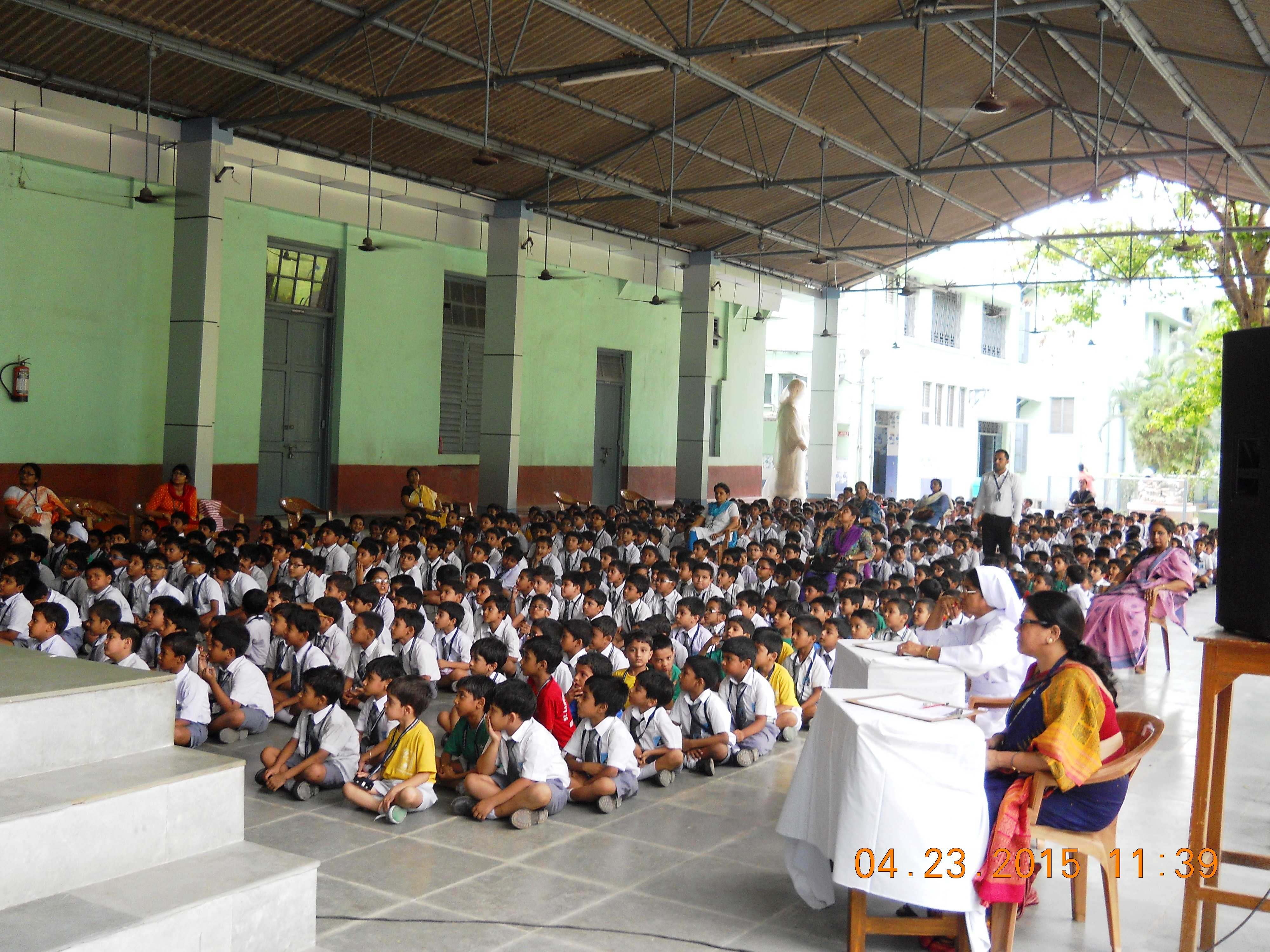 Singing Competition Primary