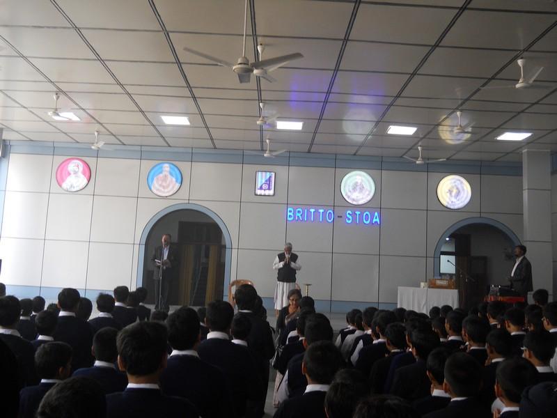 School Assembly 2016