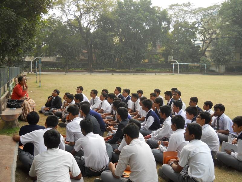Open air classes