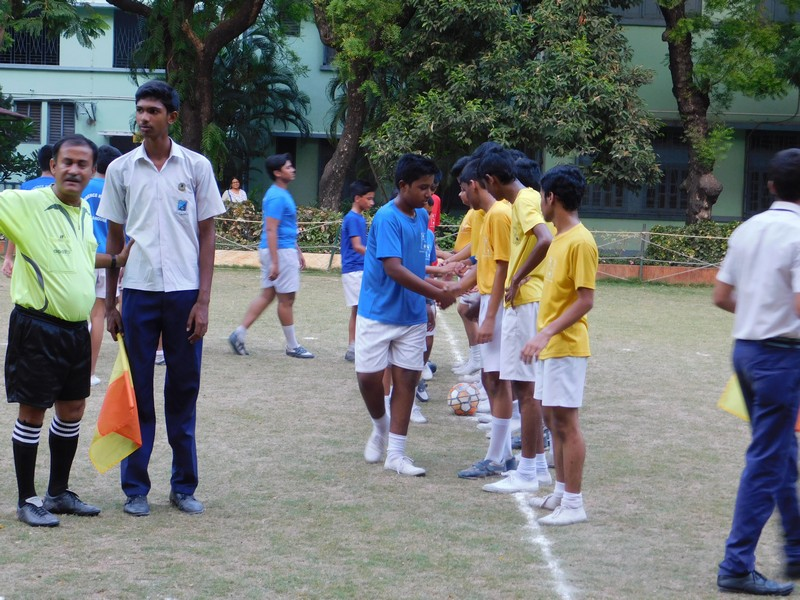 Tin and Can Football Tournament 2017 - Inauguration and Student matches