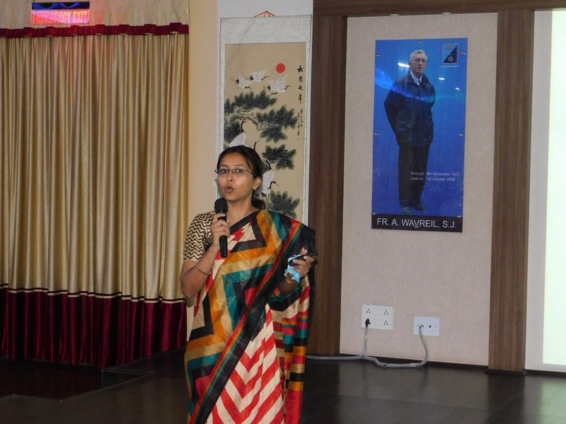 Orientation Programme on Class Management by Prof. Swadha Prakash