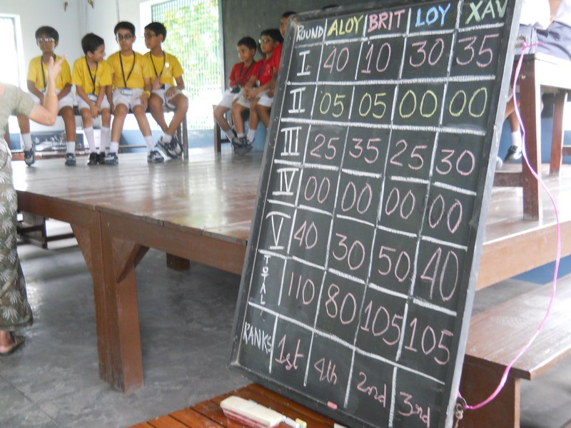 Quiz Competition - Primary Section