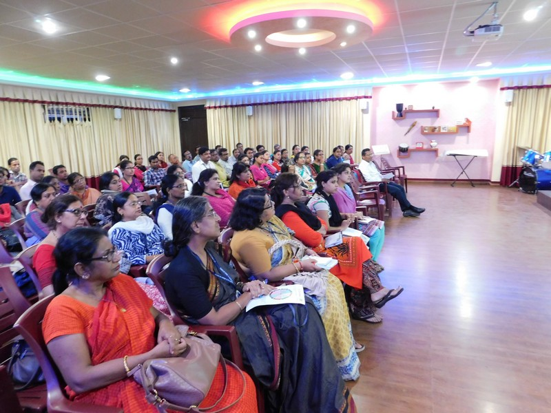 Counselling session for Teachers