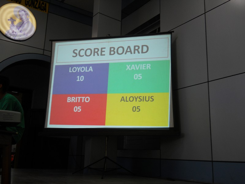 Quiz Competition - Senior Section
