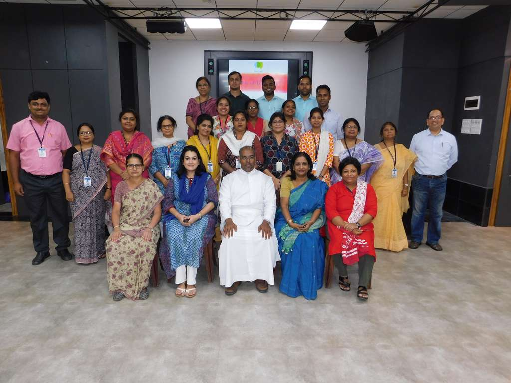 Teachers' Counselling Session on 13th June 2019 - Primary Section