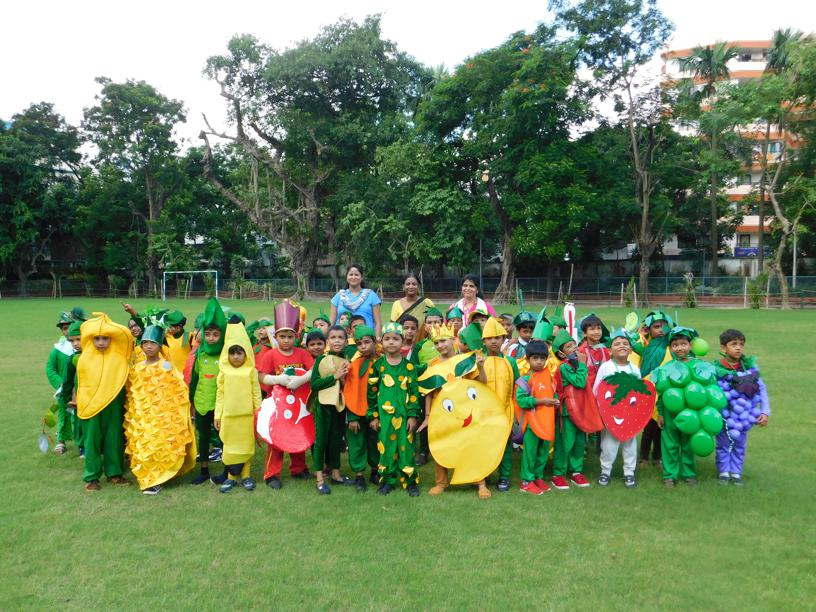 Fancy Dress Competition 2018