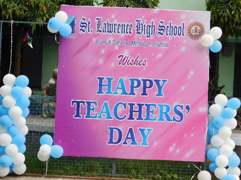 Teacher's Day Celebrations - 05.09.2017