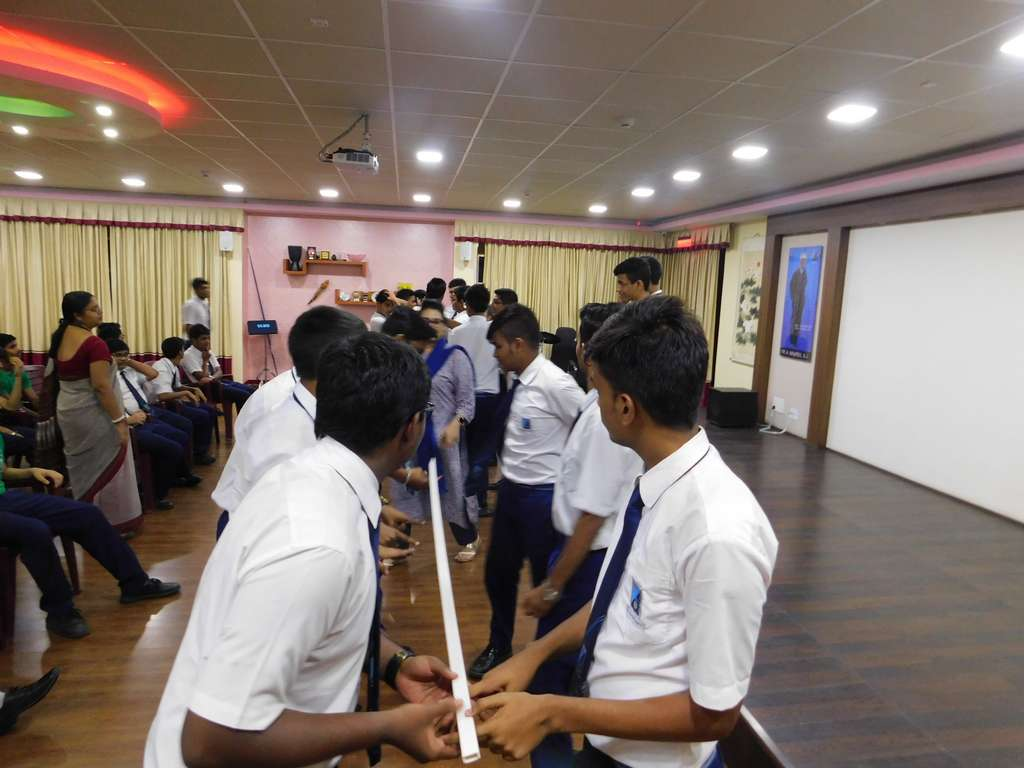Student Counselling Session for HS students: 2nd July 2019