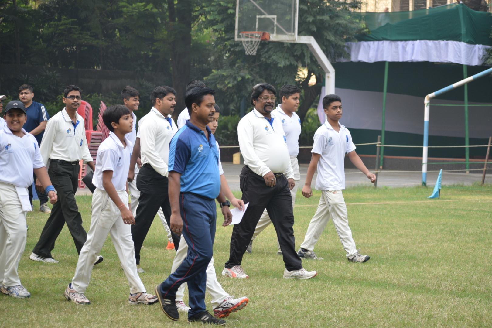 5th Inter School Cricket Tournament 2018
