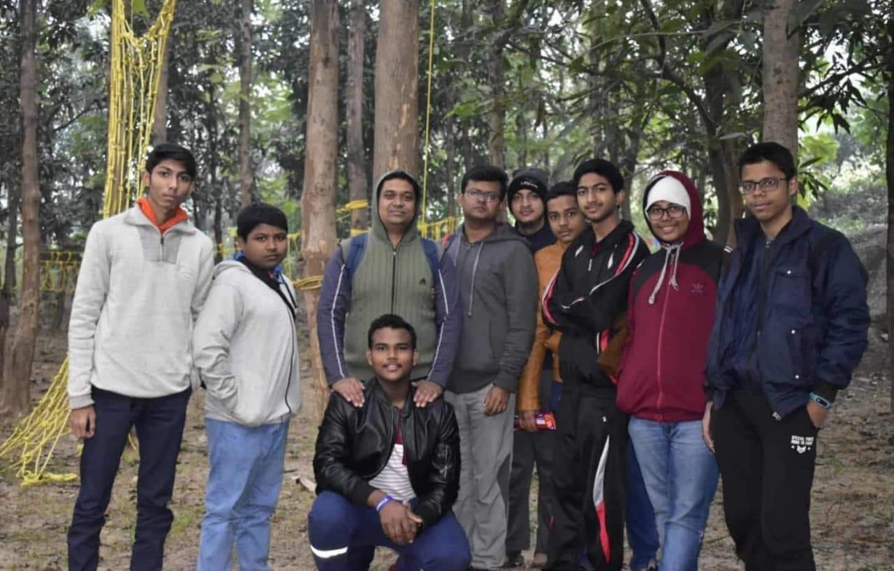 Rock Climbing Excursion at Bansa Hills (Purulia) - 23rd to 28th December 2019