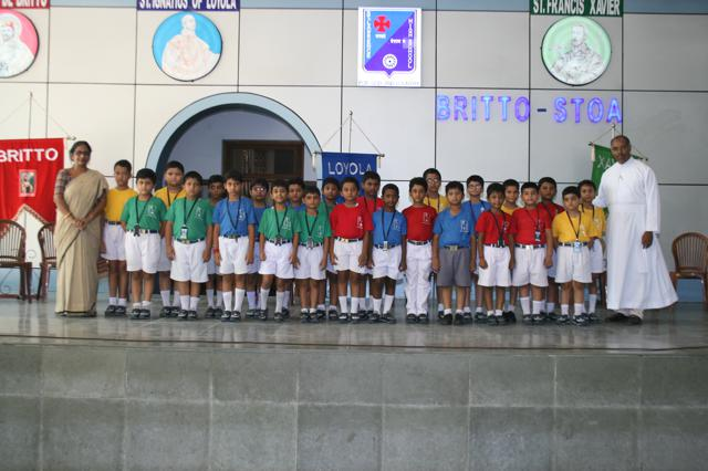 Singing Competition 2018 - Primary Section