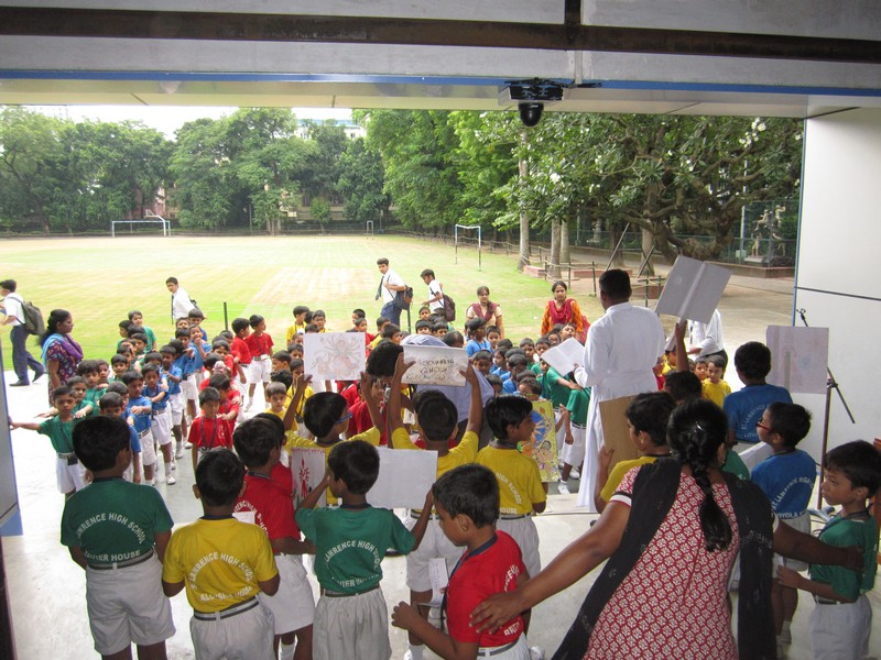 Class Assembly Primary Section