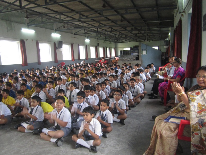 Story Telling Competition - Primary Section
