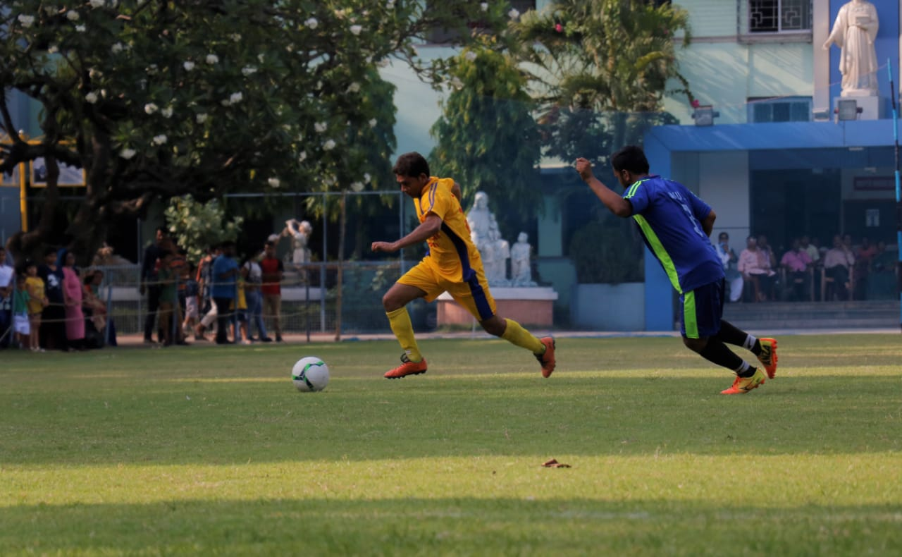 Inter School Staff Football Tournament - Chapter 1: 27th and 28th April 2019