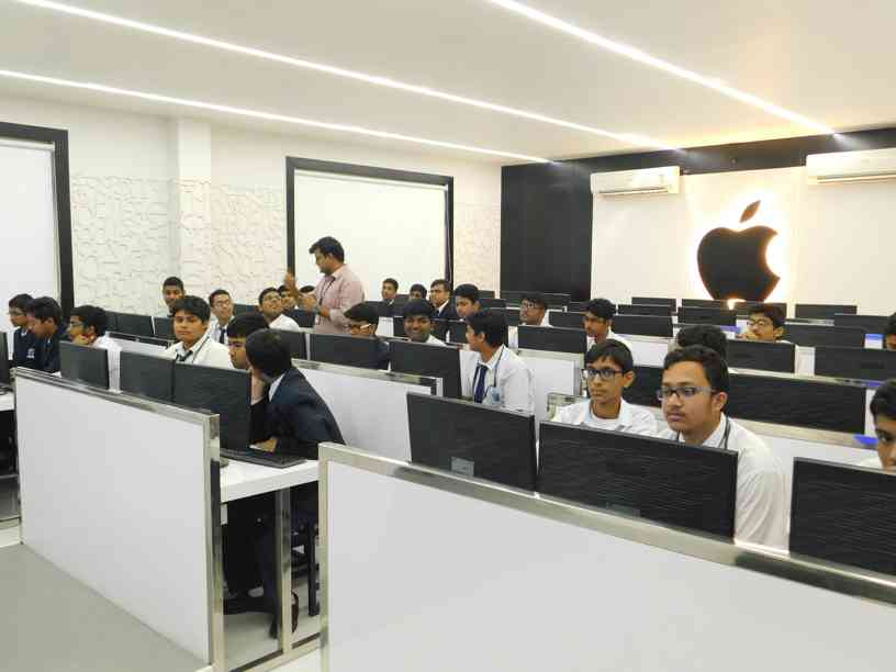 Dr. A. P. J. Abdul Kalam Apple Lab for Students