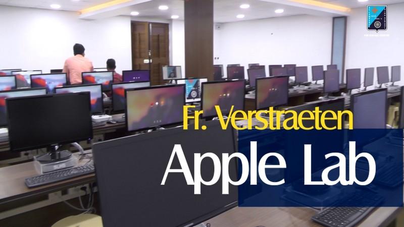 FR. VERSTRAETEN APPLE LAB FOR STUDENTS