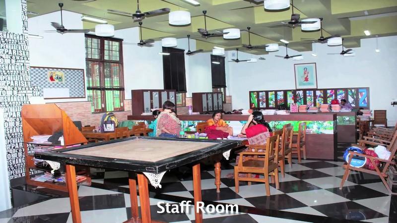 TEACHERS STAFF ROOM